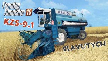 KZS-9.1 Slavutich v2 ls15