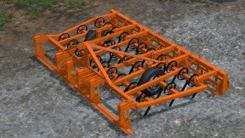 Laumetris suspended cultivator KLL-3,6L
