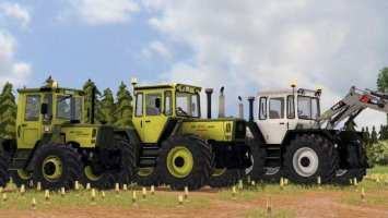 MB Trac pack LS15