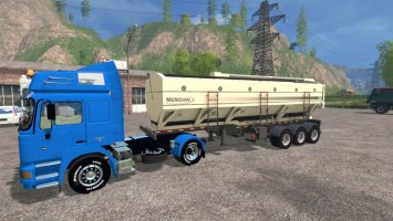 Meridian Seed Express 1260 ls15
