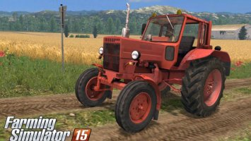 MTZ 80 kf by SP LS15