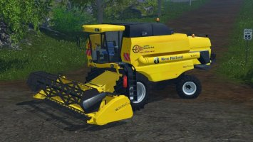 New Holland TC5070 LS15