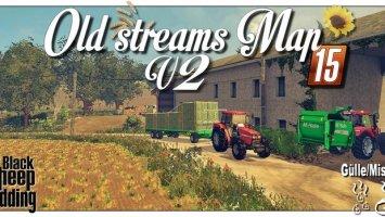 Old Streams Map v2 GMK