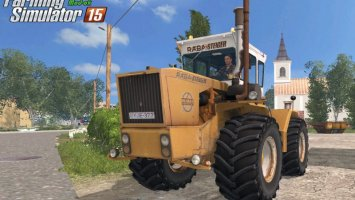 Raba Steiger 250 v4 ls15