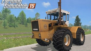 Raba Steiger v3 by SP ls15