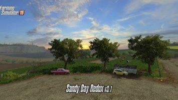 SandyBayRedux v3.1 LS15