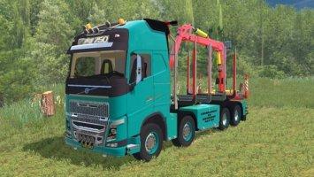 Volvo Forest truck ls15