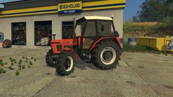 Zetor 7745 WheelShader ls15