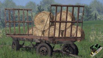 Bale trailer ls15