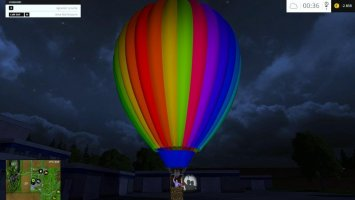 Balloon trip LS15