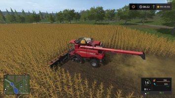 Case IH 9320 Pack with options FS17