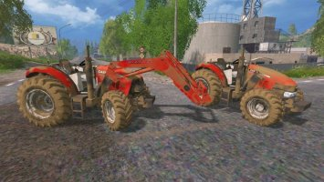 Case IH Pack LS15