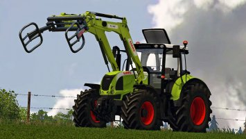 Claas Arion 620 ls15