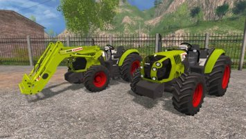 Claas Arion Pack v1 ls15