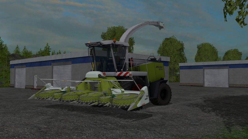 Forage harvesters Mods | LS15 Mods | LS Portal