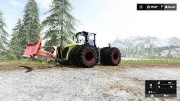 Claas Xerion 5000 FULL EDITION