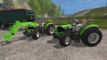 Deutz Fahr Pack LS15