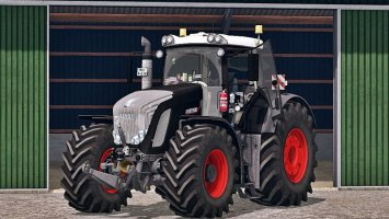 Fendt 936 Vario Black Beauty Waschable ls15