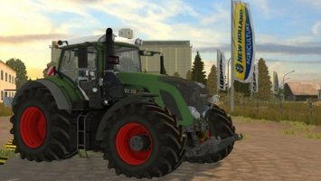 Fendt 939 Vario Fix Wheel Shader ls15