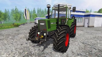 Fendt Favorit 615 LSA Turbomatic v2.1 ls15