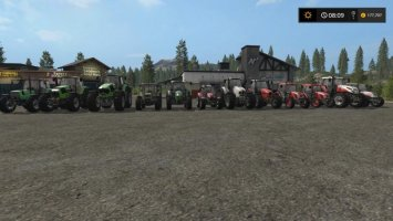 FS17 All Tractors Pack