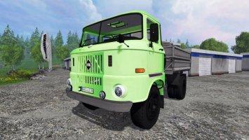 IFA W50 [green] ls15