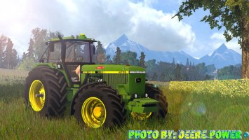 John Deere 4755 EU Version v2.5 ls15