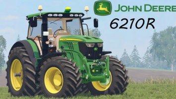 JOHN DEERE 6210R ls15