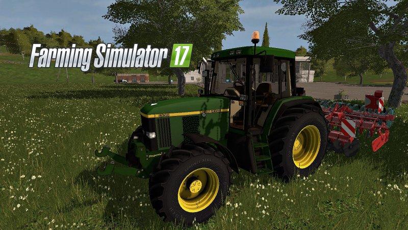 John Deere 6810 - FS17 Mod | Mod for Farming Simulator 17 | LS Portal
