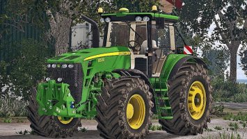 John Deere 8530 Washable ls15