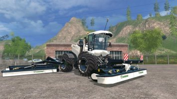 Krone Big M500 v2.5 by Eagle355th LS15