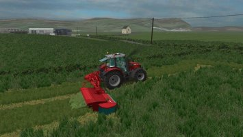Kverneland 3228 MN Mower Conditioner ls15