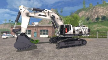 Liebherr 9150 beta ls15