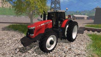 Massey Ferguson 8737 Row Crops ls15