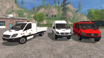 Mercedes Benz Sprinter Pack LS15
