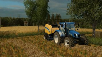 New Holland Pack LS15