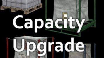 Pallet capacity upgrade