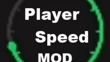 Player Speed FS17