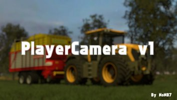 PlayerCamera FS17