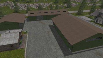 Shed package FS17