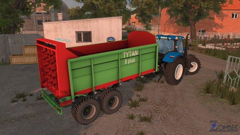 Unia Tytan 8 LS15