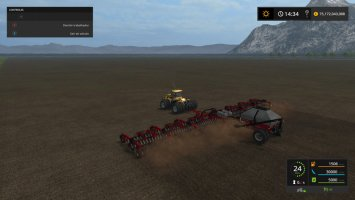 Case IH Air Seeder 32m FS17
