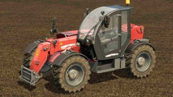 CASE IH FARMLIFT 735 FS17