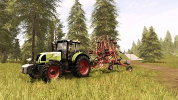 CLAAS ARION 620 Cebis FS17
