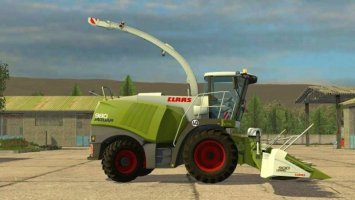 Claas Jaguar 980 beta v2.0 FS17