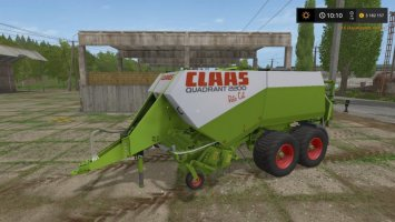 Claas Quadrant 2200 RC V 0.9.1.7