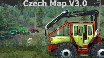 Czech Map v3.0