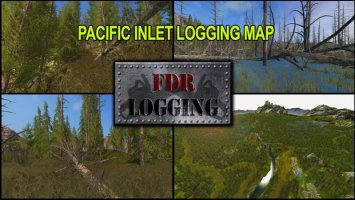 FDR Logging - Pacific Inlet Logging Map