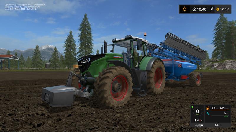 fendt 1050 fs17 mod mod for landwirtschafts simulator 17 ls portal. Black Bedroom Furniture Sets. Home Design Ideas