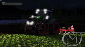 FENDT 900 Series MoreReality